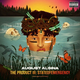 August Alsina The Product Iii: Stateofemergency [ex Cd